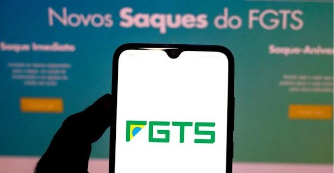 Novos saques do FGTS começam a ser liberados segunda; veja calendário