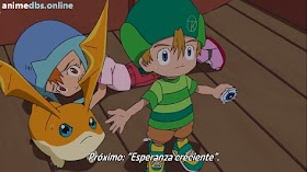 Digimon Adventure (2020) Capítulo 32 Sub Español HD