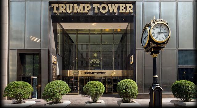 gedung menara trump properti