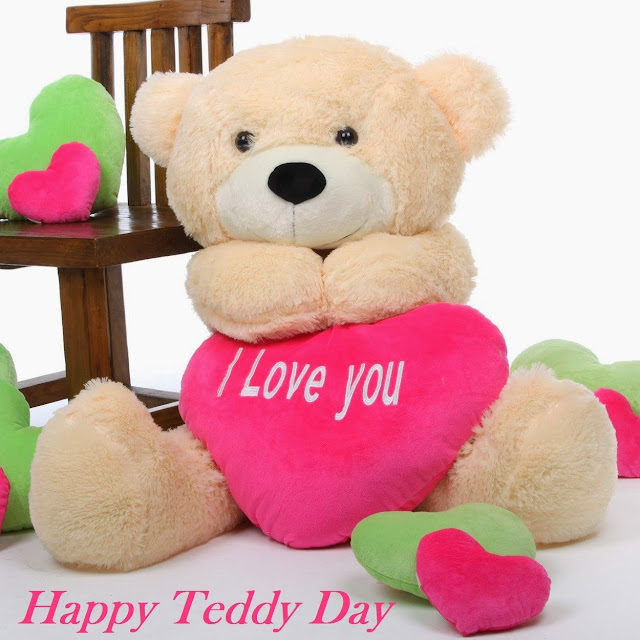 teddy day to my husband