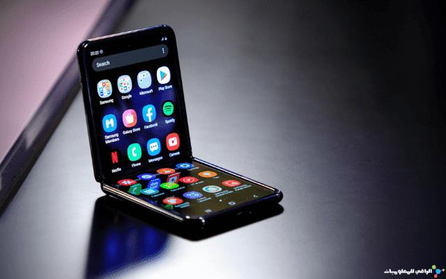 سامسونج ستكشف النقاب عن ثلاثة هواتف جديدة قابلة للطي في العام المقبل