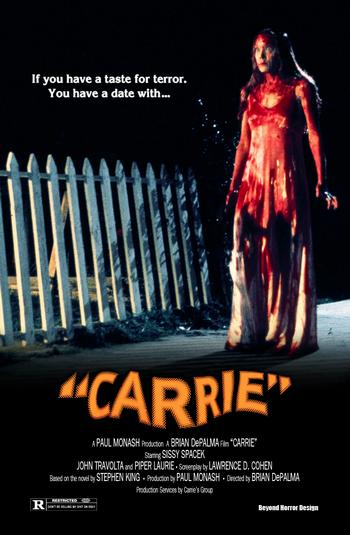 Carrie (1976) สาวสยอง