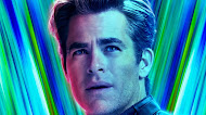 Chris Pine as Steve Trevor in WW84