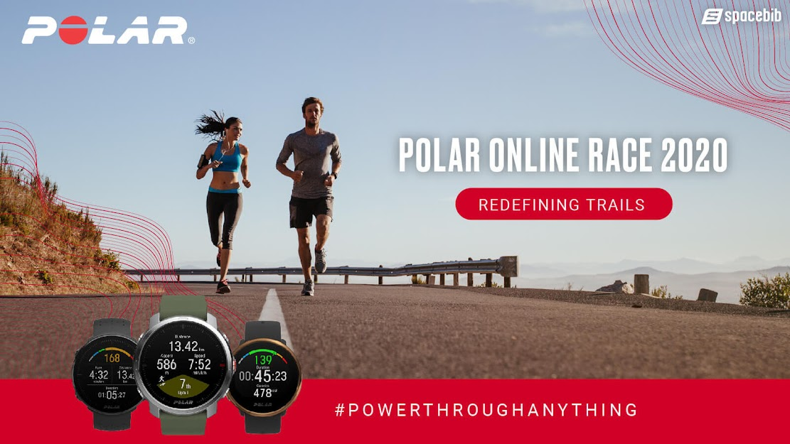 Polar Online Race • 2020