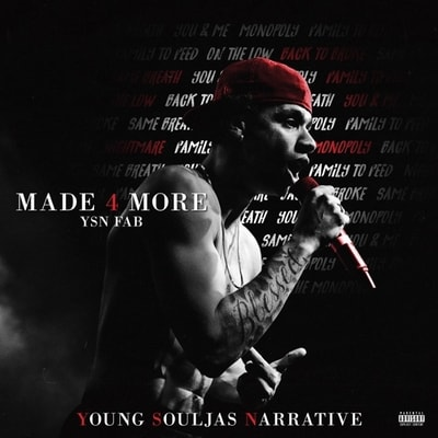 Ysn Fab - Made 4 More (2020) - Album Download, Itunes Cover, Official Cover, Album CD Cover Art, Tracklist, 320KBPS, Zip album