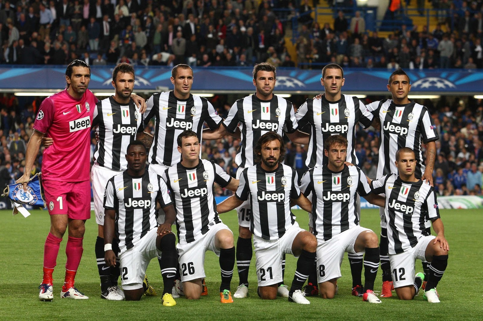 Juventus Football Club: Free HD Juventus Football Club Wallpaper