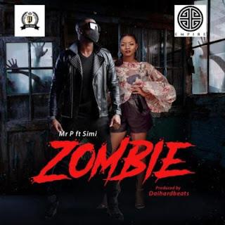Mr p Zombie