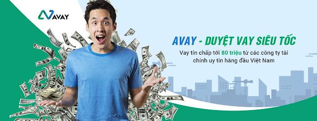 Vay Tiền Nhanh Online tại Avay - Vay Online Tới 70 Triệu Đồng