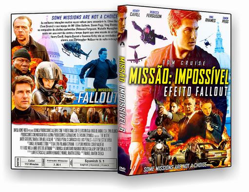filme missão impossível efeito fallout download torrent