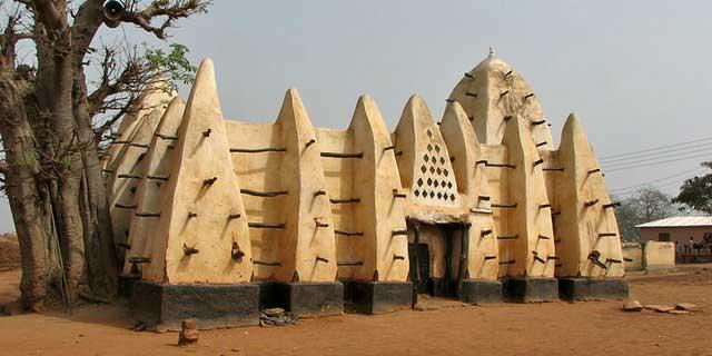 Masjid Larabanga, Ghana
