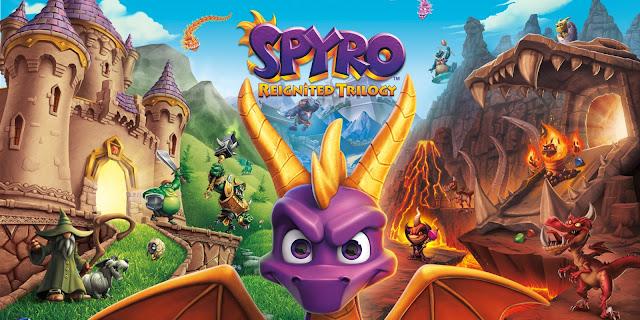 Análise: Spyro Reignited Trilogy (Switch) é fogo, magia e uma ótima agregação ao gênero