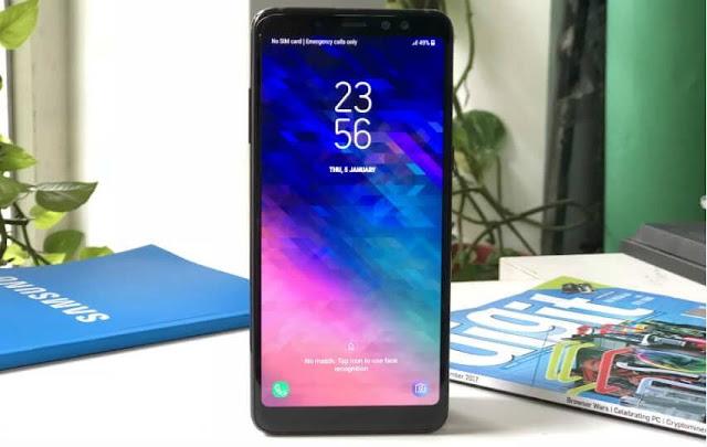 حذف حساب جوجل اكونت لجهاز Galaxy A8 2018 Plus SM-A730F اصدار 8.0.0 حماية U3 بدون بوكسات