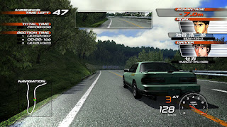 screenshot Initial D Extreme Stage PS3