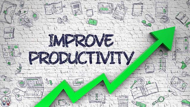 Tips Agar Kerja Anda Menjadi Produktif -