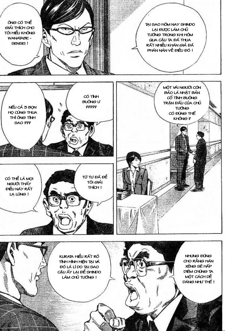 Hikaru No Go hikaru no go chap 184 trang 13