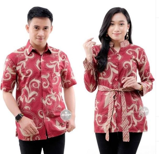 Batik Couple Original Pekalongan
