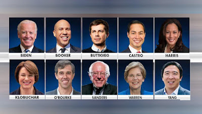 Potential Democratic presidential candidates