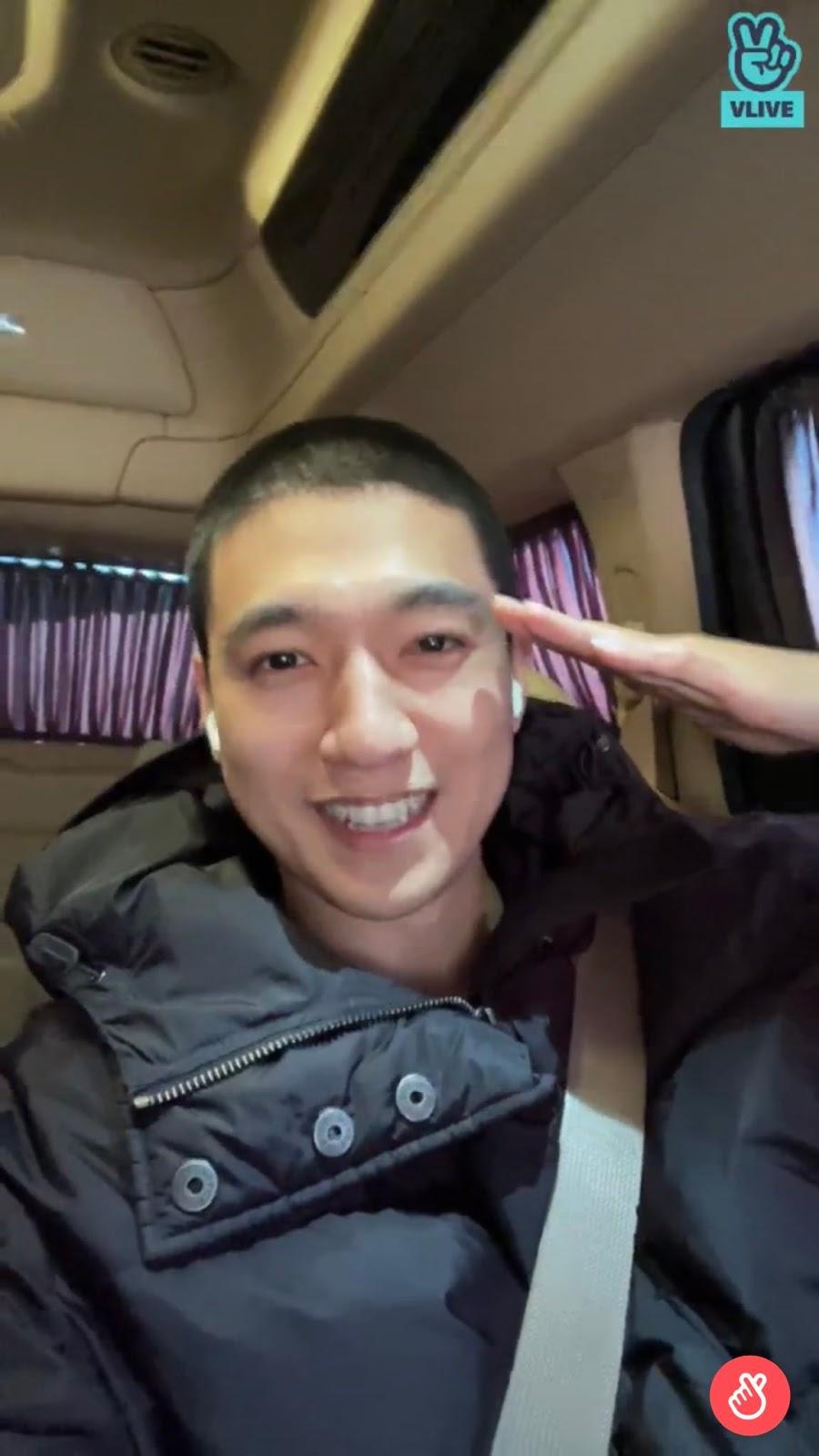 sungjin day6 servicio militar