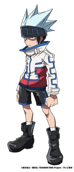 El nuevo anime de Shaman Kin