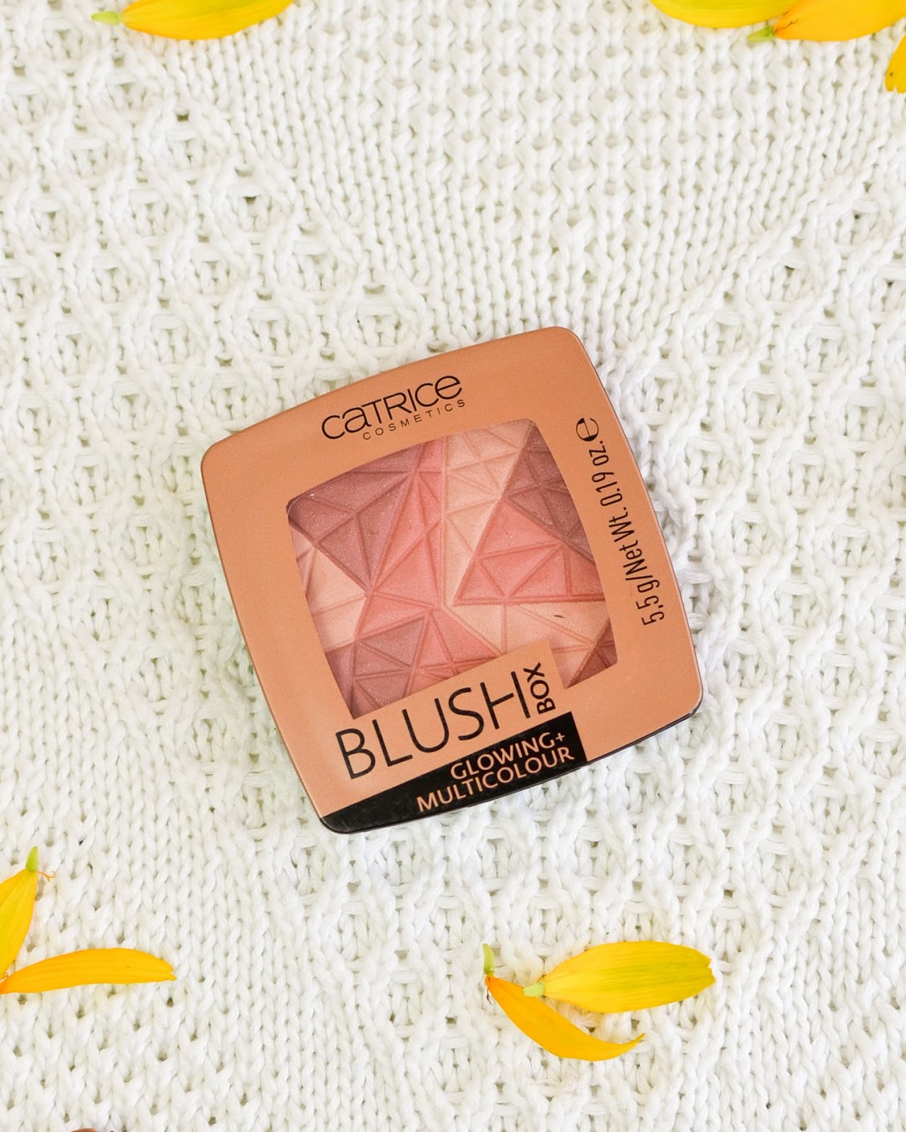Catrice Glowing and Multicolour Blush Box 020 It's Wine O'Clock