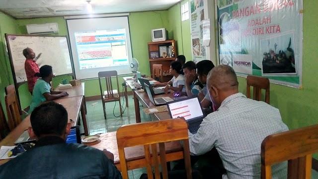 Tananua Flores bersama Forum SID Kabupaten Ende Selenggarakan Workshop Aplikasi SID