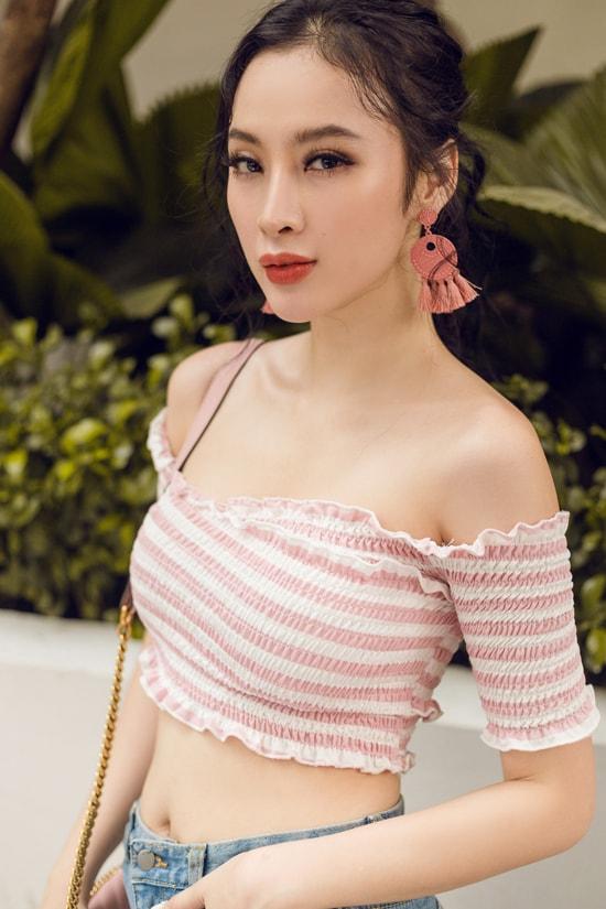 Angela Phương Trinh gợi ý chọn đồ gợi cảm dạo phố mùa hè -3