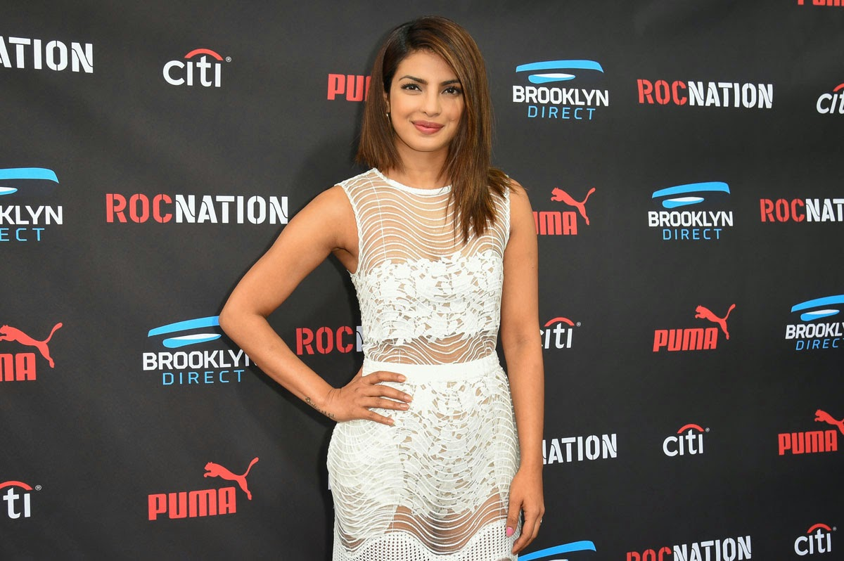 Priyanka Chopra Pre-grammy Brunch Wallpaper