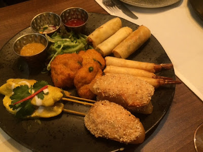 Dining, Review, Lemongrass, Brentwood, Essex, Thai, Fdbloggers
