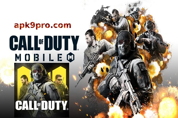 Call of Duty: Mobile v1.0.9 Apk + Data Full(File size 1.22 GB) for android