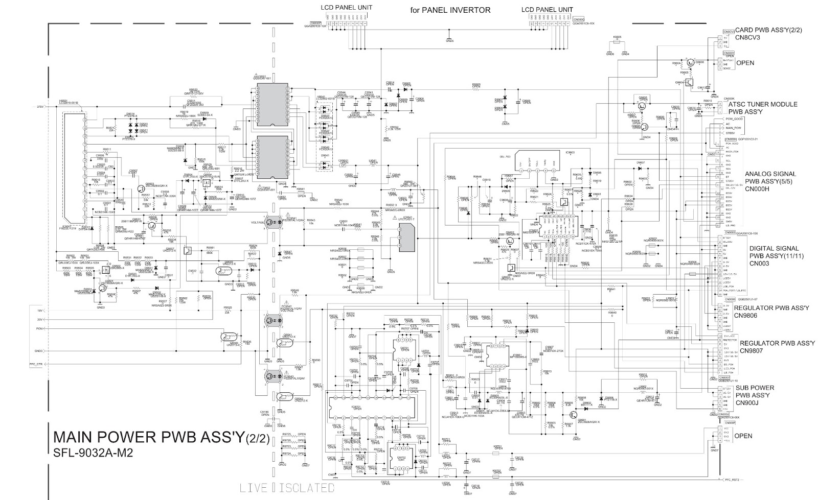 circuit diagram jvc tv wiring diagram name circuit diagram jvc tv [ 1600 x 979 Pixel ]