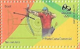 Selo Tiro com Arco, RHM: C-3432