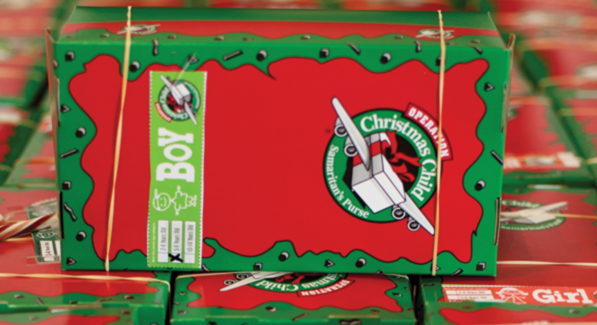 Operation Christmas Child Png.Operation Christmas Child Shoe Boxes Let The Little