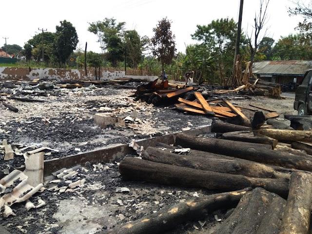 38 Kasus Kebakaran di Kabupaten Kuningan Akibatkan Kerugian Total 4,5 Milyar
