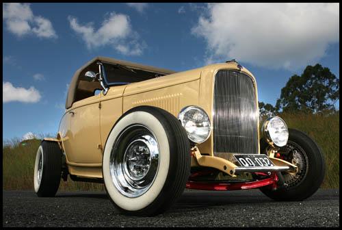 Hot Rod Roadster Hot Rod V Ford