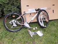 Shimano Deore mountain bike