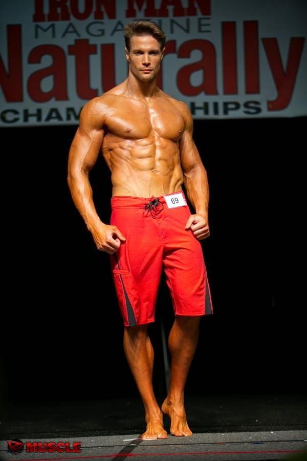 Daily Bodybuilding Motivation: Joshua Self - Physique