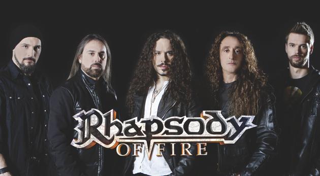 rhapsody of fire 2017