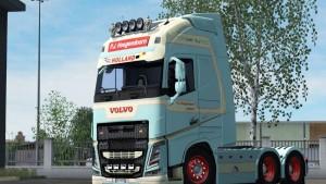 Volvo 2013 P.J Hoogendoorn Skin