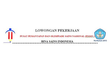 Lowongan Kerja Bina Sains Indonesia Pekanbaru September 2018