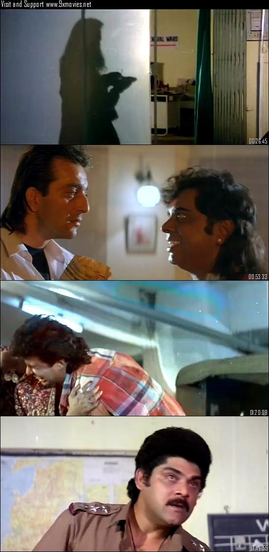 Sadak 1991 Hindi 480p DVDRip