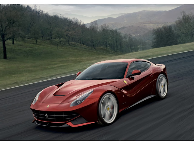 Collision Repair, Ferrari, F12