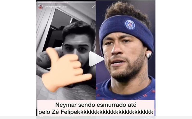 Neymar é Detonado
