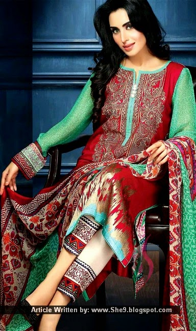 Feminine Formal Summer Collection 2015