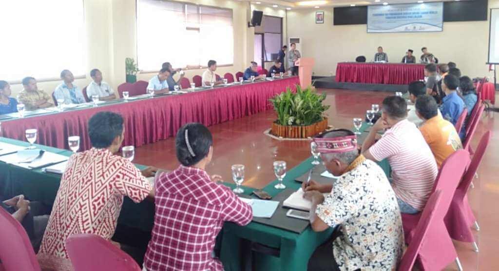 Aris Bersih, Alam Bersih & Pangan Bersih  Semiloka Burung Indonesia