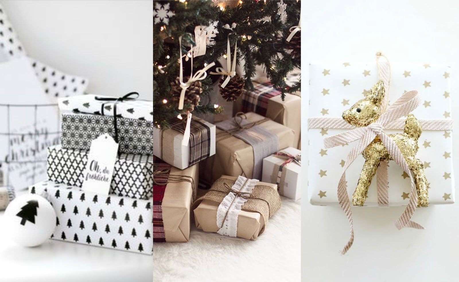 Pinterest Inspired Christmas Wrapping Ideas Its Lauren Victoria