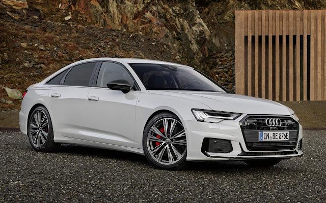 Audi A6 ganha nova versão 55TFSIe híbrida Plug-In