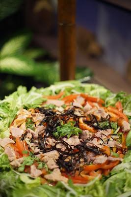 Duck Salad  ala Ibis Kitchen Pontianak
