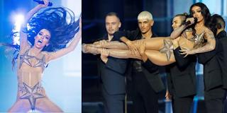 Eurovision 2019: Κατέπληξε τα πλήθη η Ελένη Φουρέιρα