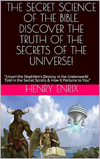 THE SECRET SCIENCE OF THE BIBLE - Spirituality book by Henry Enrix - book promotion companies