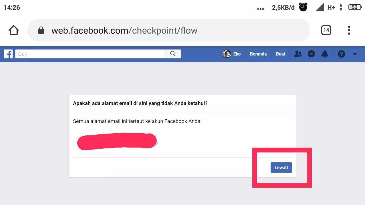 cara membatalkan permintaan pertemanan di facebook secara massal di hp